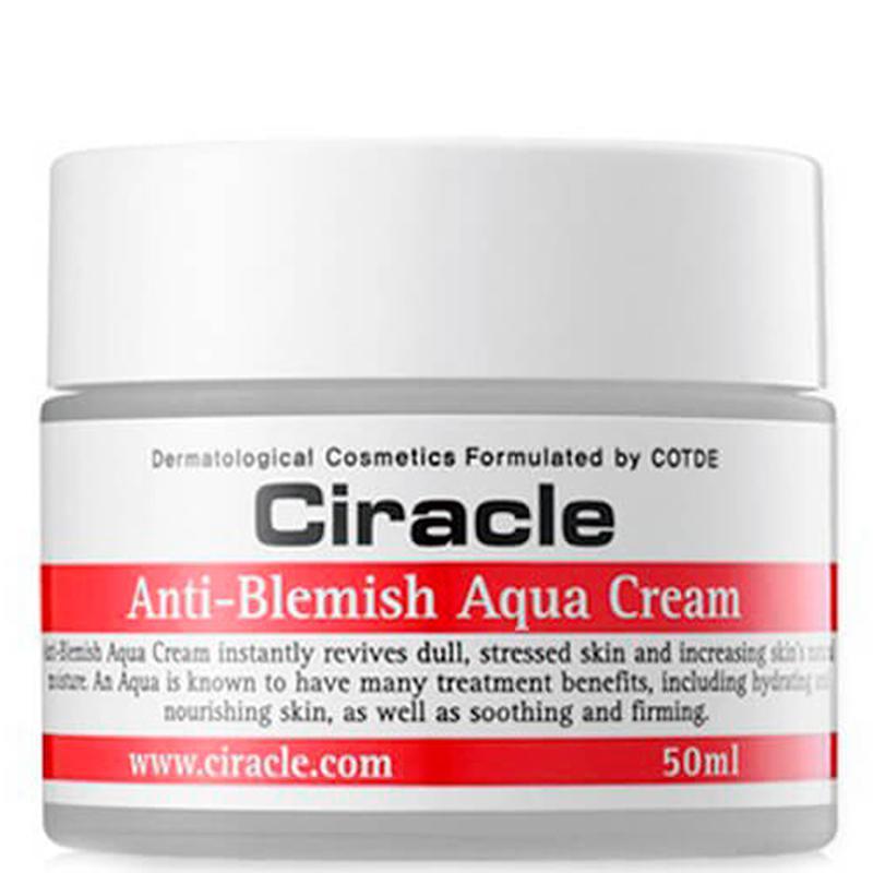 Крем для лица для проблемной кожи Ciracle Anti-Blemish Aqua Cream
