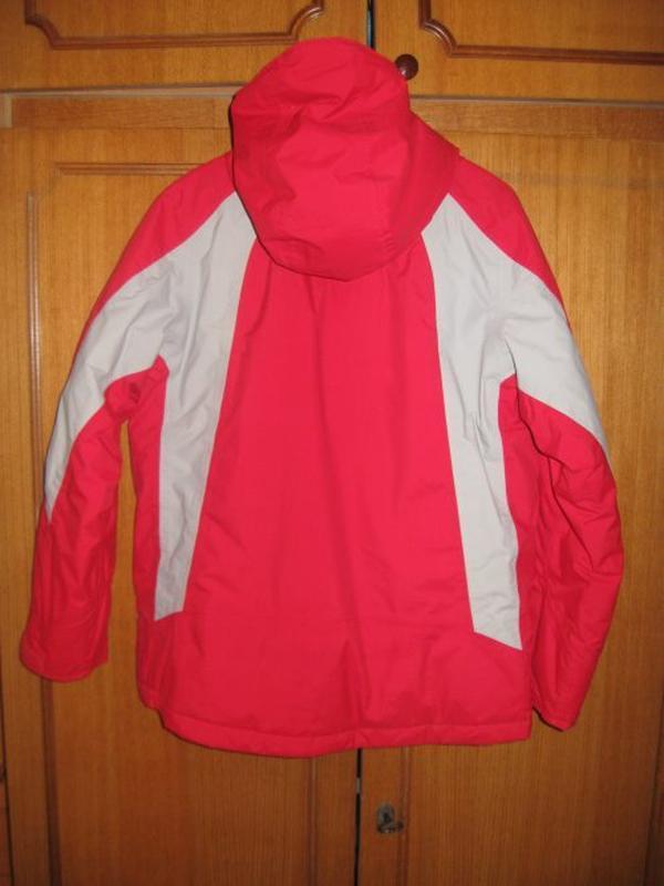 Зимняя термо куртка columbia р.10-12 лет - Фото 2