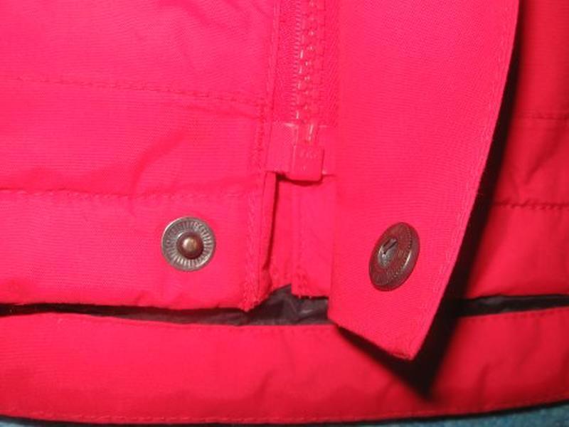 Зимняя термо куртка columbia р.10-12 лет - Фото 4