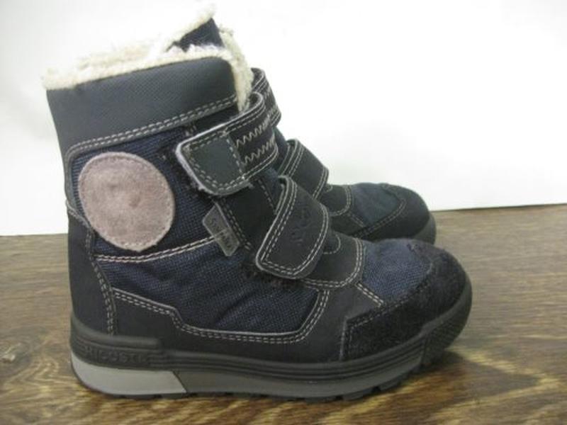 Зимние ботинки ricosta sympa tex р.27