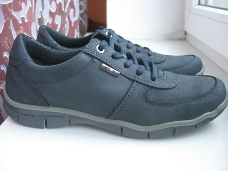 Кожаные ботинки (туфли) gosoft light style (италия) р.38