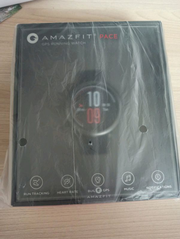 Amazfit Pace черные
