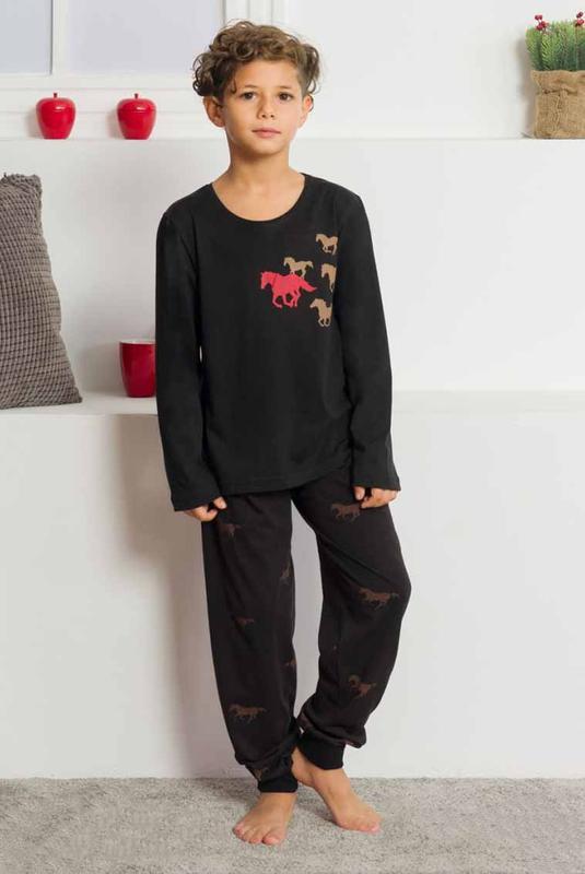 Пижама для мальчика vienetta secret на 9-10, 11-12, 15-16 лет