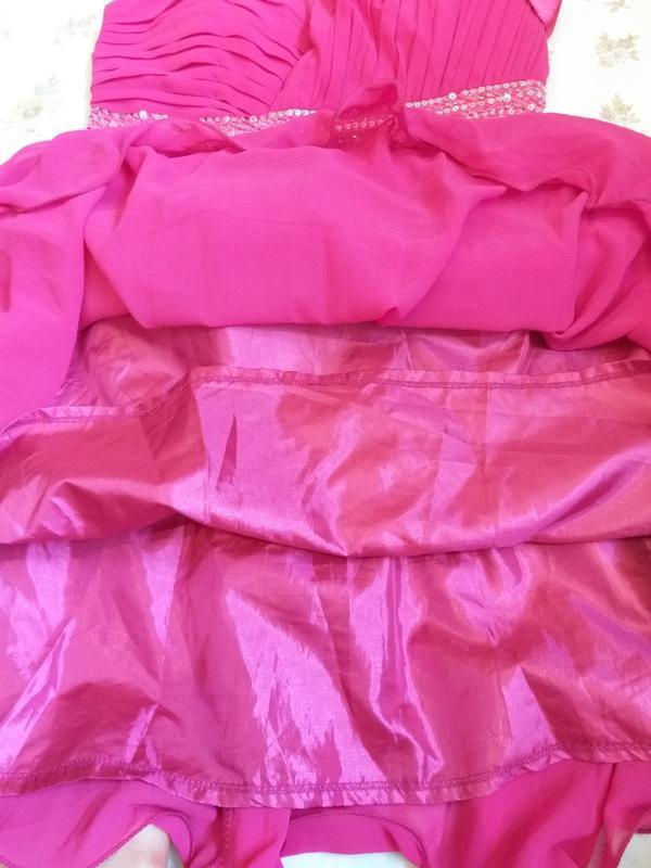 Нарядное платье little mistress uk 14 наш 48 - Фото 7