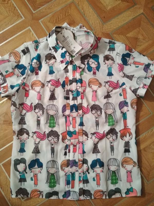 Красивая рубашка, блуза, кофточка