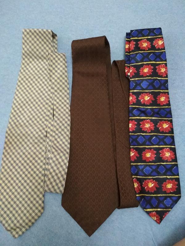Набор галстук