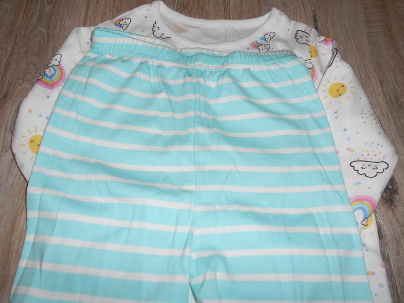 Пижамы george 9-12, 12-18 мес - Фото 3