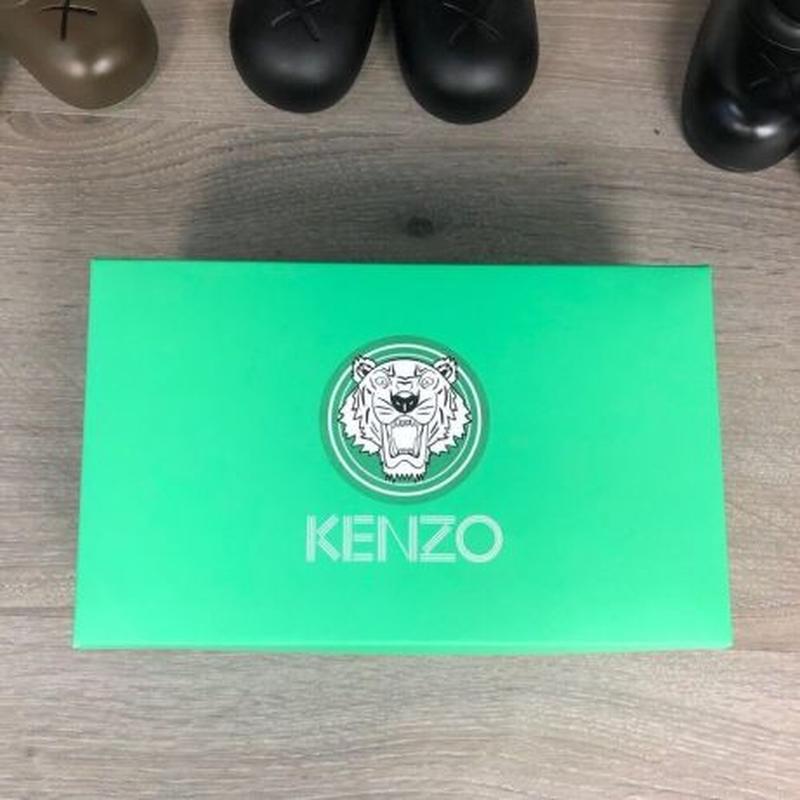 Акция! Набор трусов Kenzo Pack 3 Black/Grey/White - Фото 6