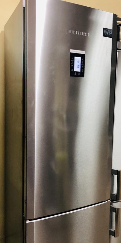 Двухкамерный холодильник Liebherr CBNes 3956 (б/у) - Фото 8