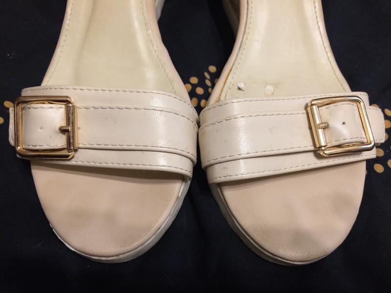 Lov'it босоножки сандали на танкетке платформе - Фото 3