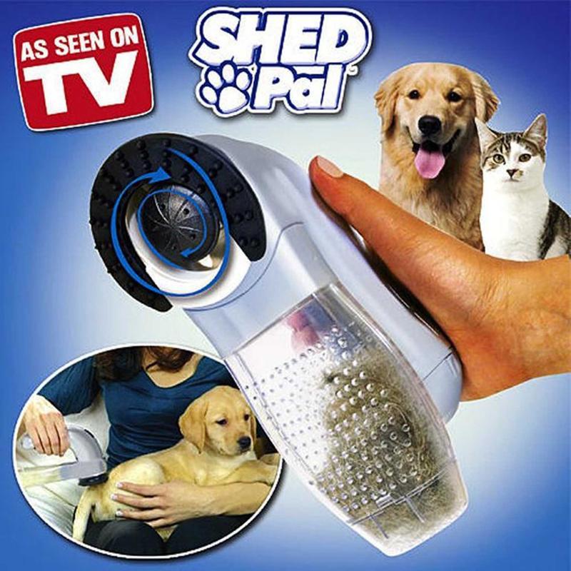 Машинка для вычесывания шерсти животных SHED PAL - Фото 13