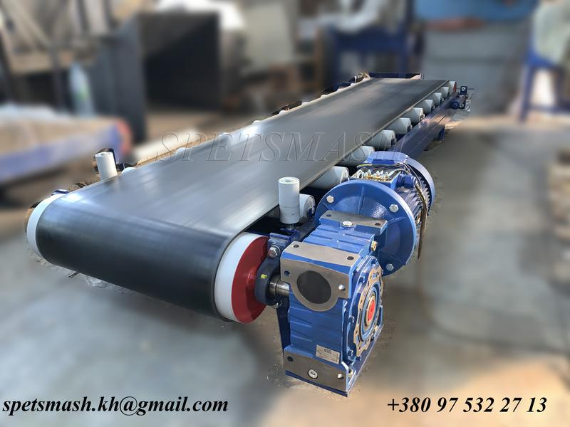 Конвейер ленточный для штучных грузов цильна ульяновская область элеватор