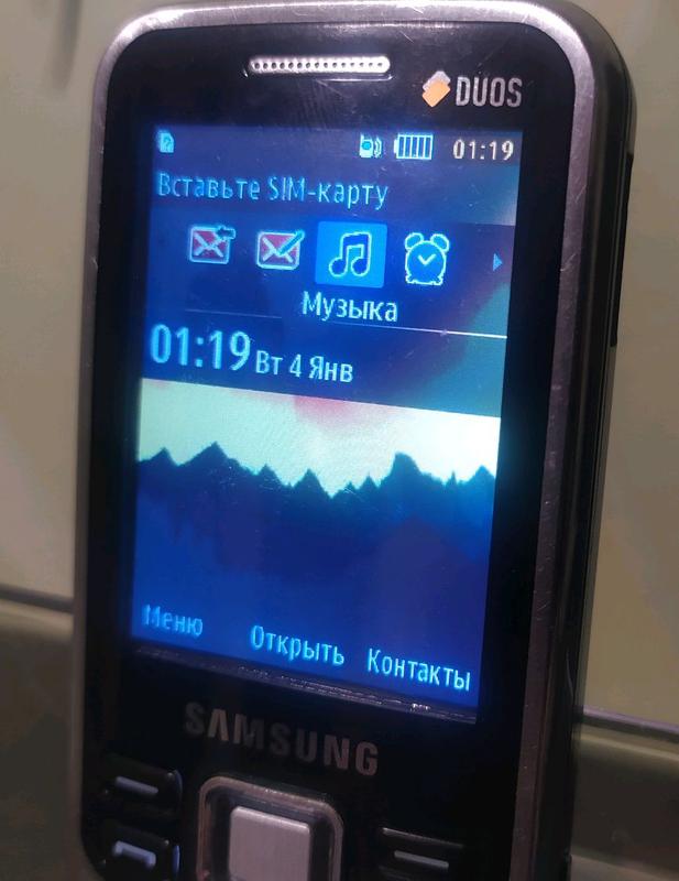 Мобильный телефон Samsung GT- C3322 Duos - Фото 4