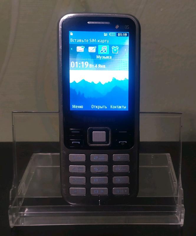 Мобильный телефон Samsung GT- C3322 Duos