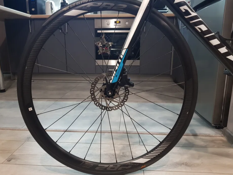 Гоночный шоссейный велосипед Giant TCR Advanced - Фото 5