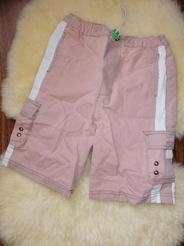 Летние шорты, бриджи на мальчика 3-4 года rebel