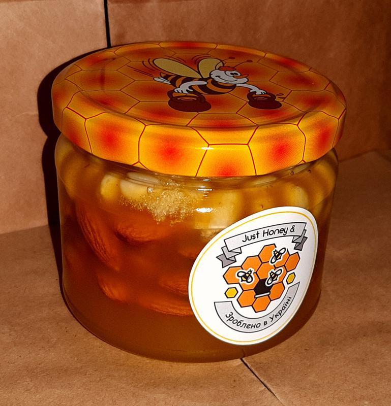 Миндаль и арахис в меду - Фото 5