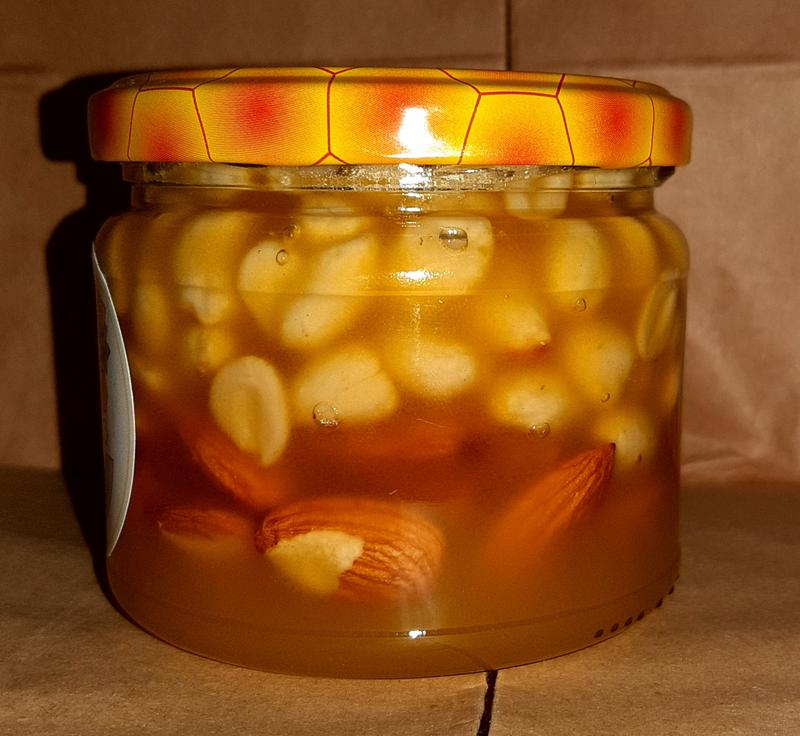 Миндаль и арахис в меду - Фото 4