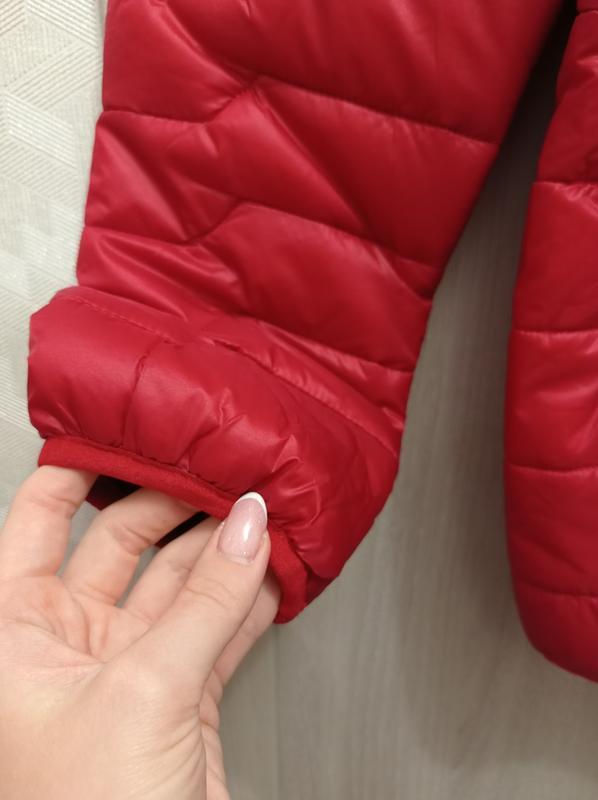 Чоловіча куртка демісезон термокуртка - Фото 3