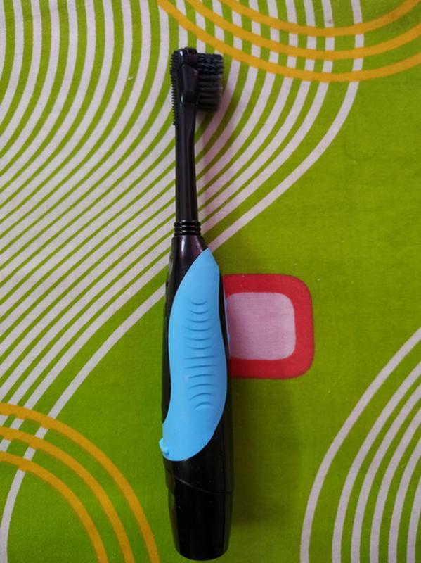 Электрическая зубная щетка Colgate 360 для взрослых - Фото 5