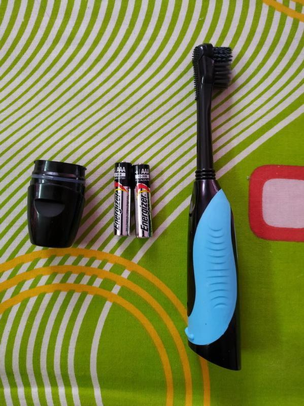 Электрическая зубная щетка Colgate 360 для взрослых - Фото 3
