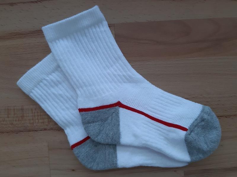 Обалденные носки george, махровая стопа. дышащие. 24-26р