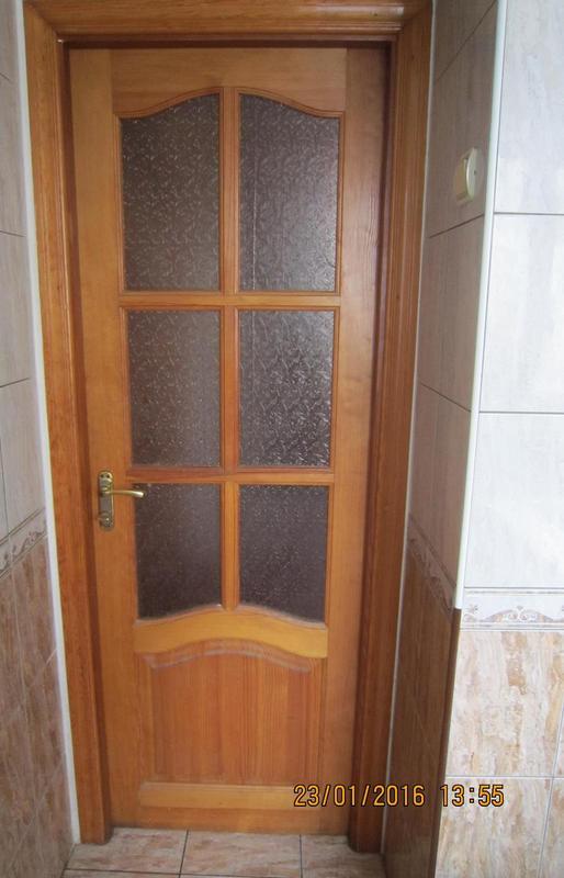 Двери натуральне дерево Б.У.