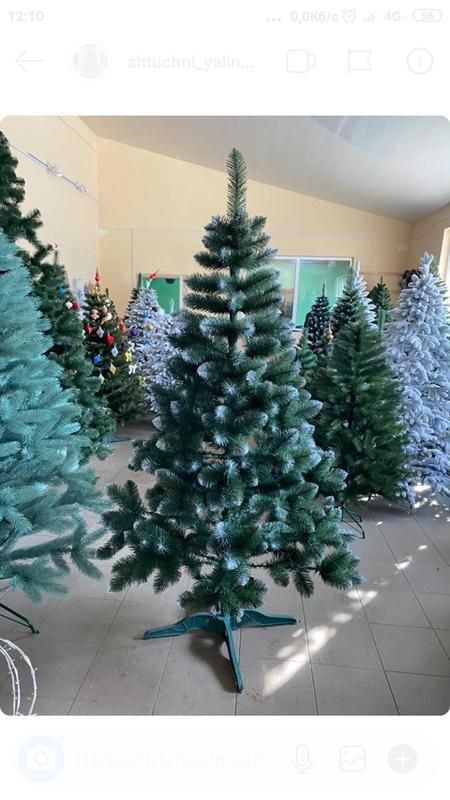 Новорічна ялинка/новогодняя елка/ елка на новый год - Фото 3