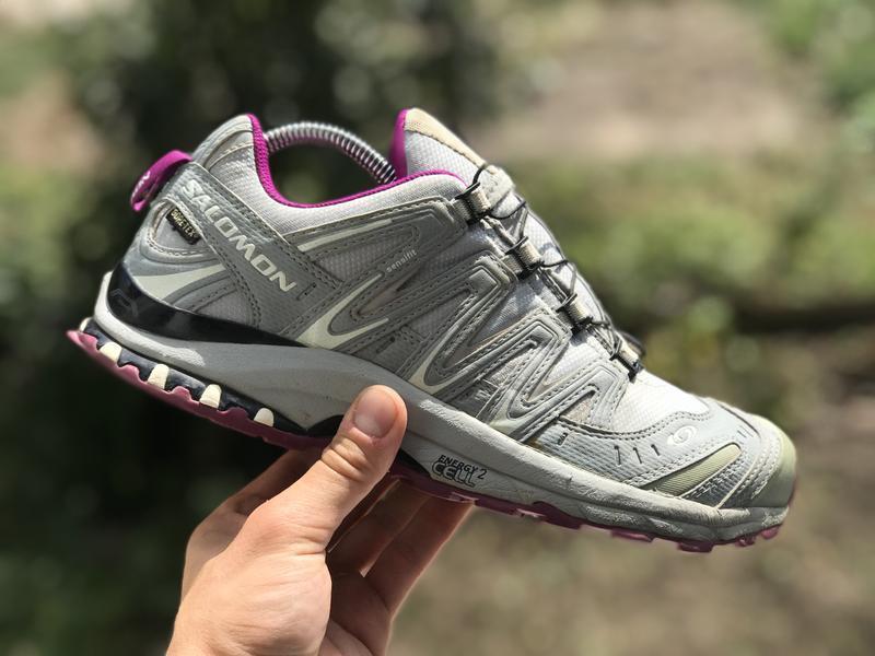 Salomon gore-tex трекінгові кросівки