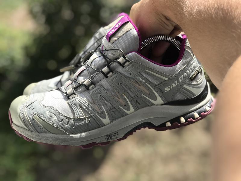 Salomon gore-tex трекінгові кросівки - Фото 3