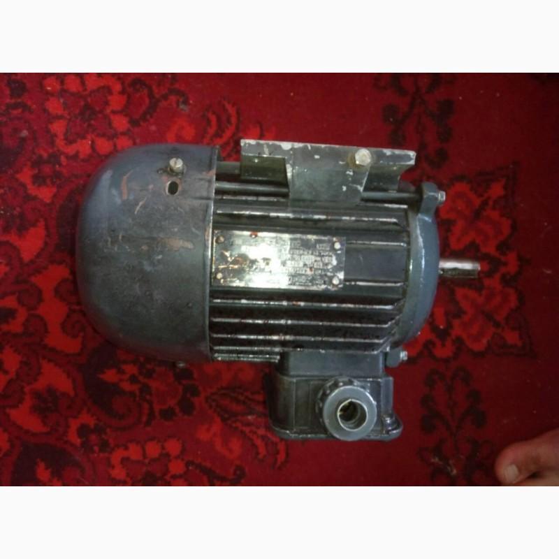 Электродвигатель 4АМХ71А4У3, 0, 55квт. 1370об/мин