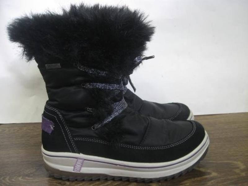 Зимние ботинки cortina deltex р.38