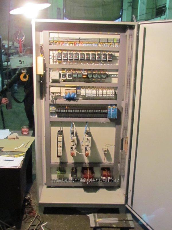 Шкаф управления шлифовального станка, модернизация шлифовальных - Фото 3
