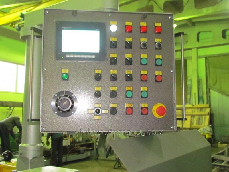 Шкаф управления шлифовального станка, модернизация шлифовальных - Фото 10