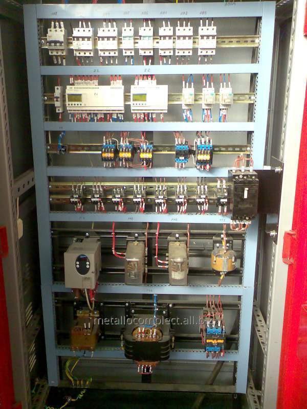 Шкаф управления шлифовального станка, модернизация шлифовальных - Фото 7
