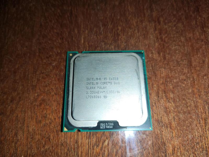 Intel core 2 duo e5400 сокет 775