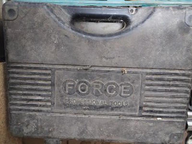 Набор инструмента Force автомобильный - Фото 2