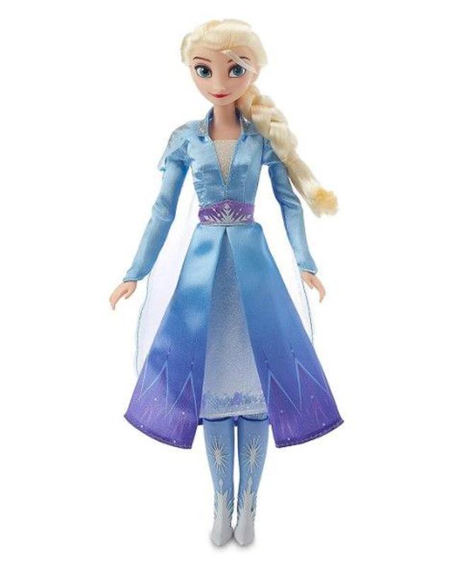 Поющая кукла Эльза дисней Холодное сердце Frozen Disney оригин...