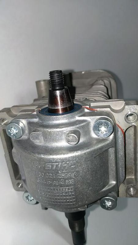 Двигун до бензопили Stihl Ms180 оригінал
