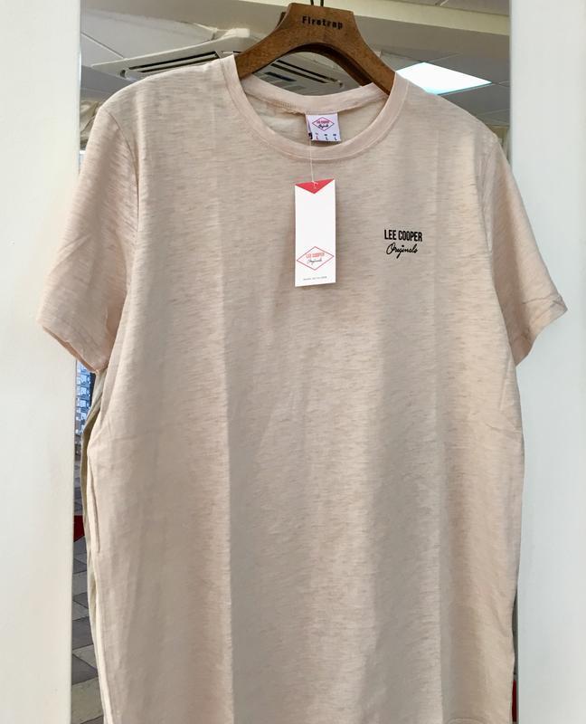 Lee cooper мужская футболка в наличии англия оригинал - Фото 6