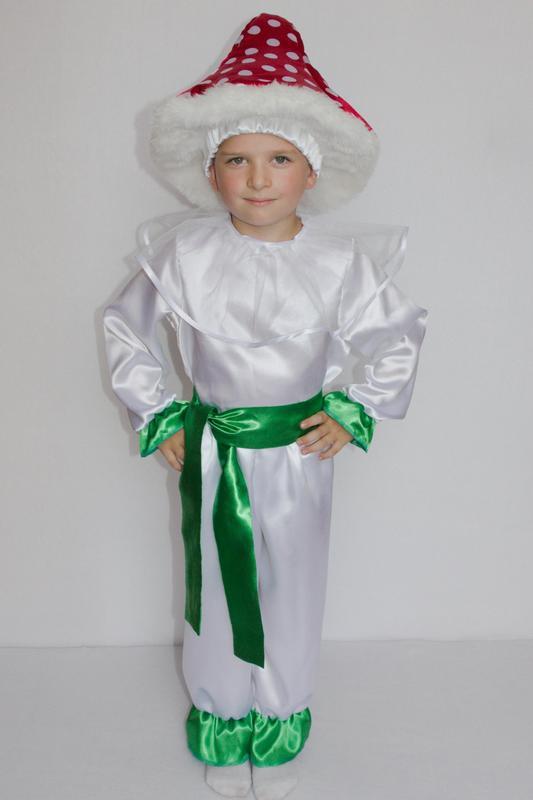 Карнавальный костюм мухомор №2