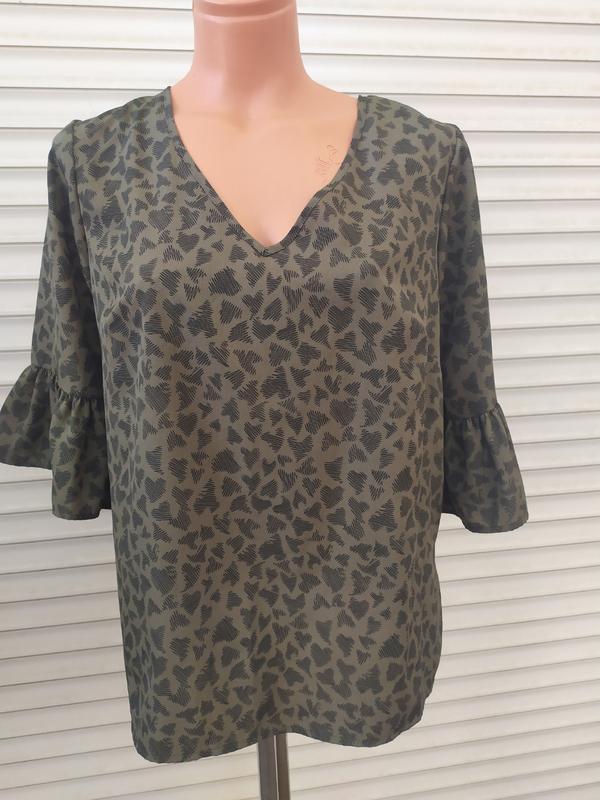 Шикарная блуза papaya