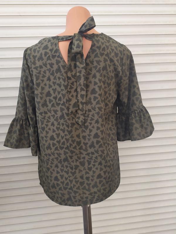 Шикарная блуза papaya - Фото 2