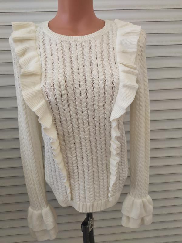 Обворожительный мякгий свитер
