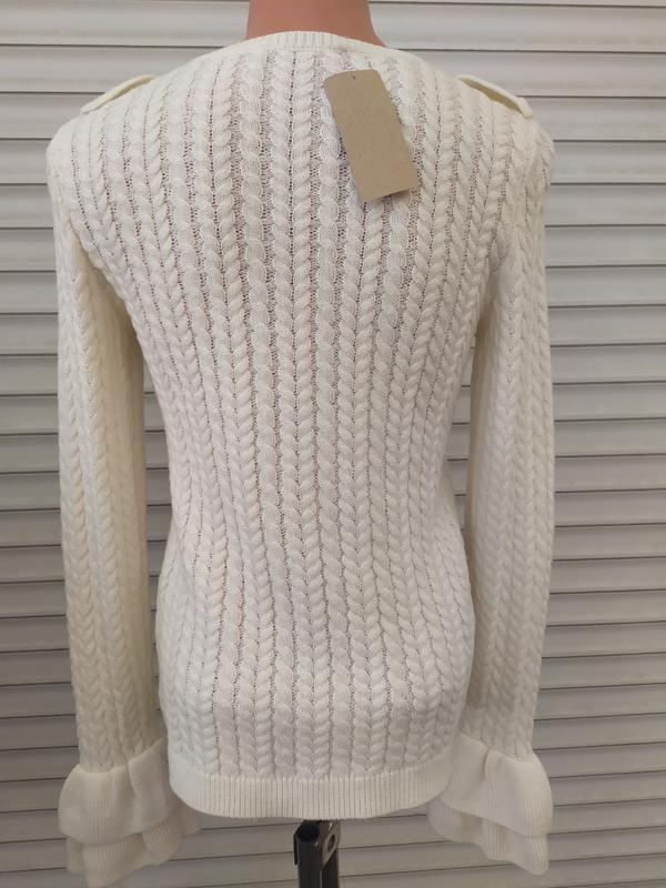 Обворожительный мякгий свитер - Фото 2