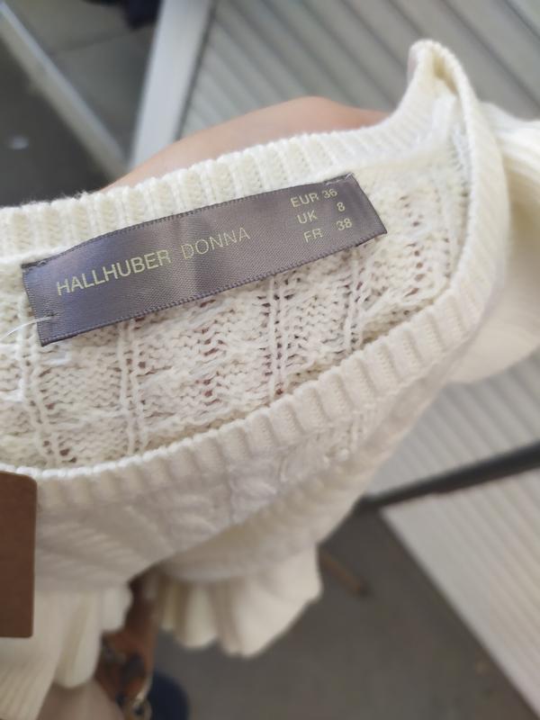 Обворожительный мякгий свитер - Фото 4