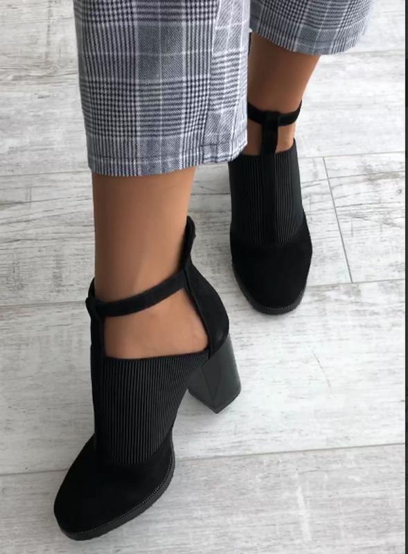 Женские туфли закрытые - Фото 2
