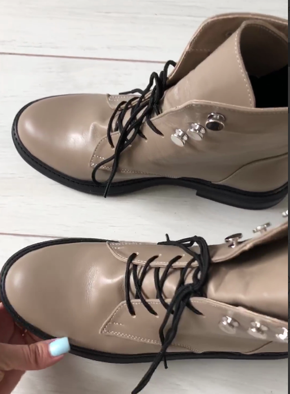 Женские ботинки - Фото 2