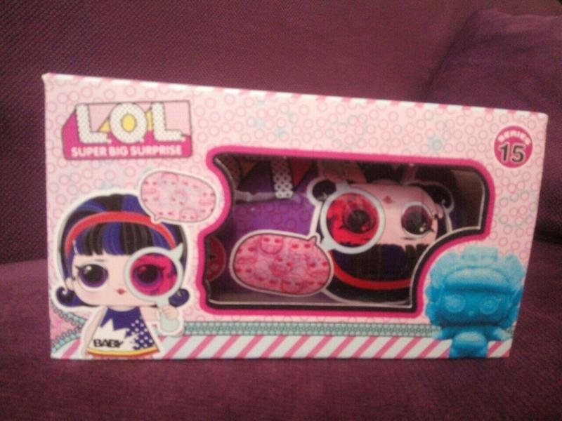 Іграшки LOL