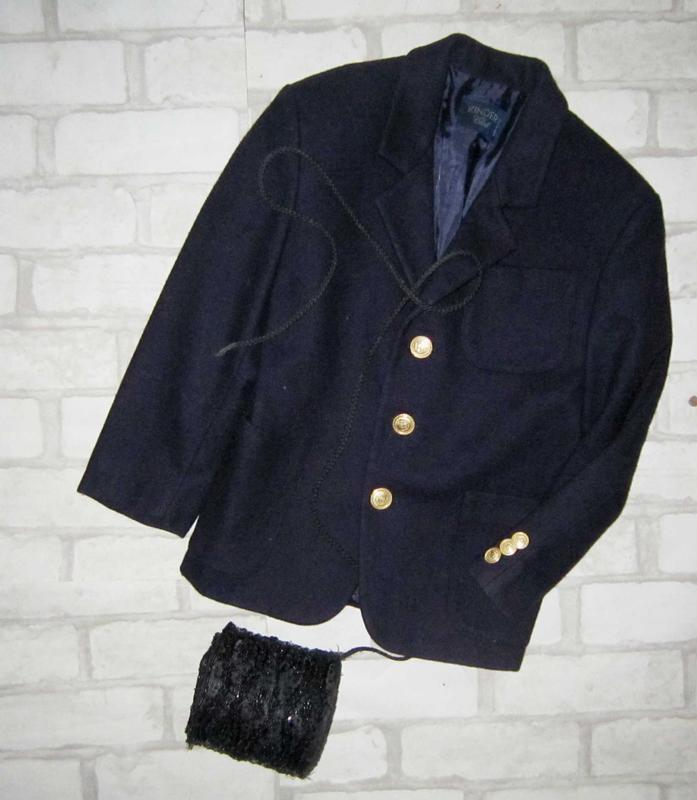 Шикарный кашемировый пиджак-пальто  в школу, и не только